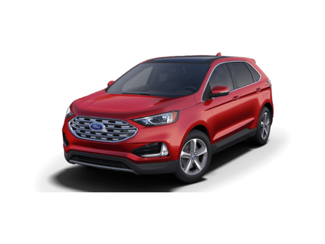 New 2019 Ford Edge SEL SEL FWD in Fishers, IN